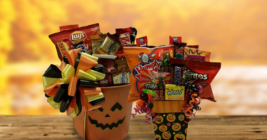 Halloween Gift Baskets are Shipping!