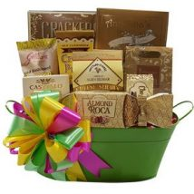 Busy Woman's Gift Basket