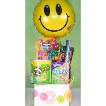 Kidaliscious with Birthday Balloon