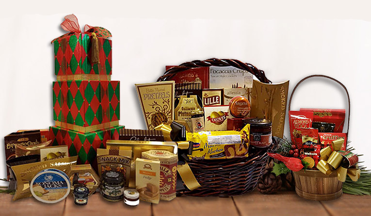 Christmas Gift Baskets are Here!