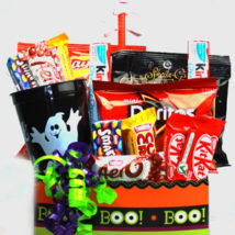 Halloween Chocolates and Treats